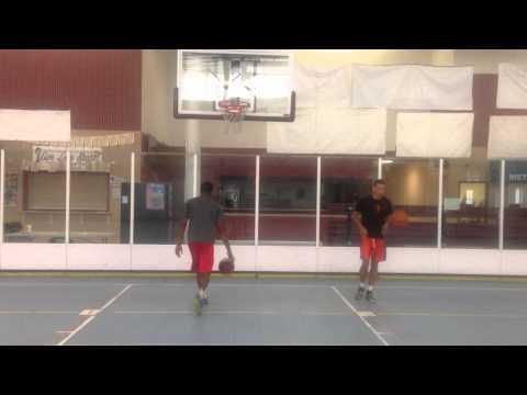 Workouts Post-Play Jordan & Jared 08-31-15