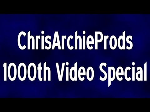 (1000th Video) Chris Archie's Top 10 Community Clips