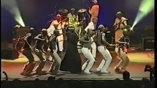 RETRO   Koffi Olomide & Quartier Latin concert à l'Olympia 1998 - Miss des Miss Seben