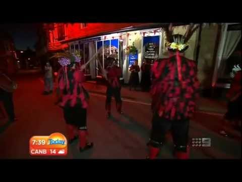 23rd July 2012 - The Ironmen on Australian TV