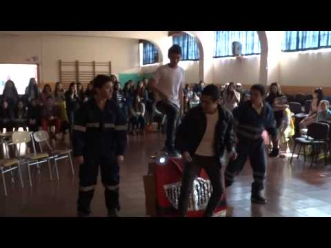 Musical Grease Brillantina - Alianza Verde ICT 2014