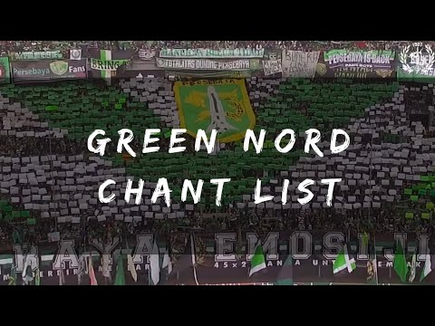 GreenNord Chant List