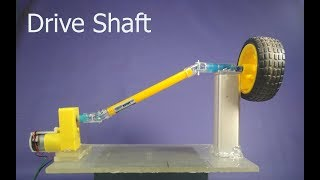 How to make RC Drive Shaft at Home (very easy)