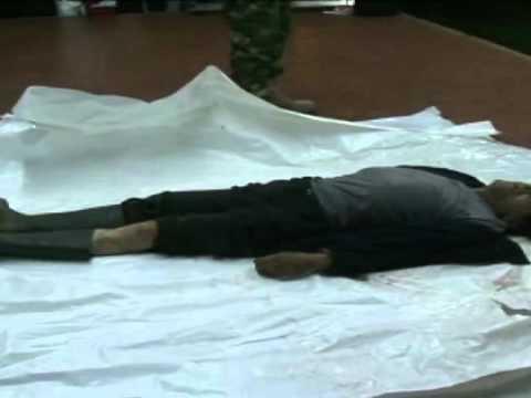 El cuerpo de Alfonso Cano