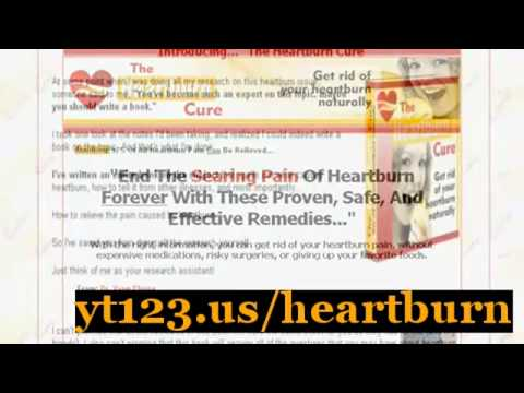 Homeopathic Remedies Heartburn