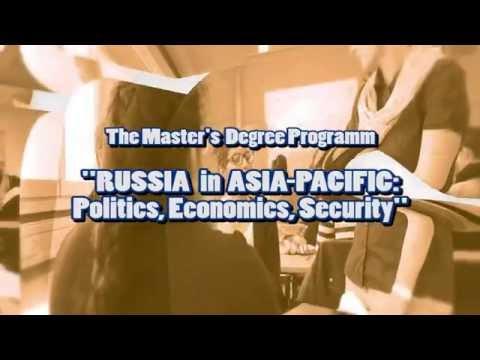 Russia in Asia Pacific Politics Economics Security