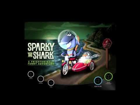 Sparky The Shark iPad App Review - CrazyMikesapps