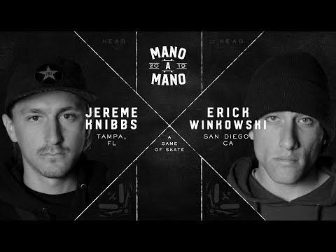 Mano A Mano 2019 - Round 1: Jereme Knibbs vs. Erick Winkowski
