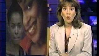 Ola Ray (Lead girl from Michael Jackson's Thriller Video) A Current Affair - September 25, 1992