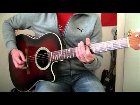 Soda Stereo | Un Misil En Mi Placard (unplugged) | Guitar Cover