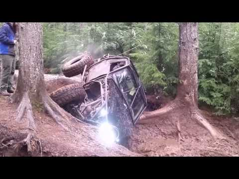 Stag run 2014 toyota on the gotcha hole in elbe