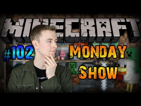 Breaking Level Awesome! - Minecraft Monday Show: 102