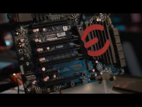 EVGA X99 Micro, FTW, and Classified Motherboards - PAX Prime 2014