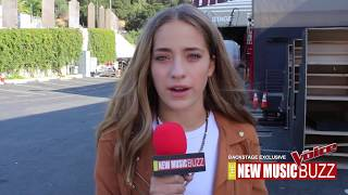 Download Lagu THE VOICE BACKSTAGE EXCLUSIVE | Brynn Cartelli Gratis STAFABAND