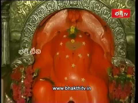 Astha Vinayaka Temples Special Live - Ashtavinayak Darshan part 1 video