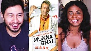 MUNNA BHAI MBBS | REVIEW | Jaby & Cortney