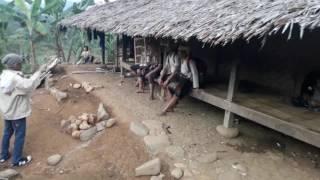 Mengenal Baduy Dalam kampung Cibeo.