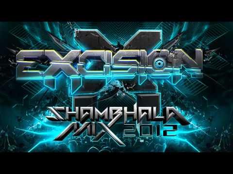 Excision - Shambhala 2012 (90 min.) (Official mix)