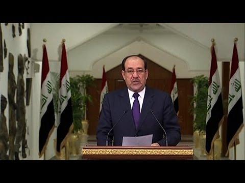 Iraq's al-Maliki Rejects Call for Inclusive Government