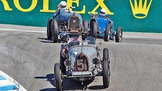 REPLAY! Finals Day 2 - Rolex Monterey Motorsport Reunion!