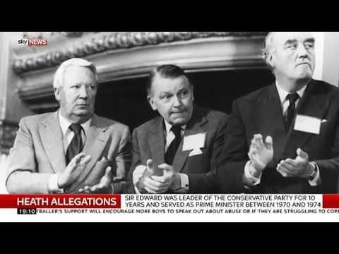 Sir Edward Heath's Biographer Dismisses Sex Abuse Allegations