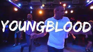 Download Lagu Youngblood - Line Dance Demo | 5sos | Carlton Thompson Choreography Gratis STAFABAND