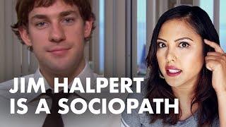 THE OFFICE'S REAL VILLAIN   Jim Halpert the Sociopath