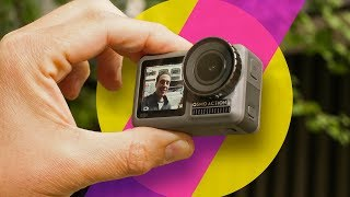 DJI Osmo Action first look