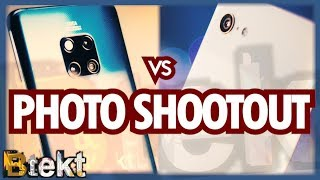 Huawei Mate 20 Pro vs Google Pixel 3 Photo and Video Shootout | Can One Lens Really Beat Three?