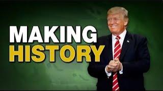Trump 2020 Bumper Sticker - The greatest video of TRUMP Ever! Trump 2020 Bumper Sticker!