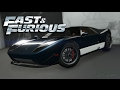 FAST AND FURIOUS 5   Ford Gt40 Car Build!   Gta 5
