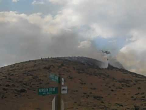Eagle Mountain Utah Wildfire