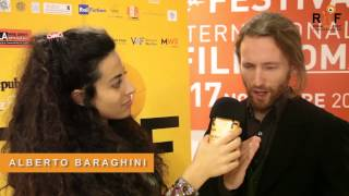 ROMA WEB FEST - Intervista ad Alberto Baraghini ( Run Away the series )