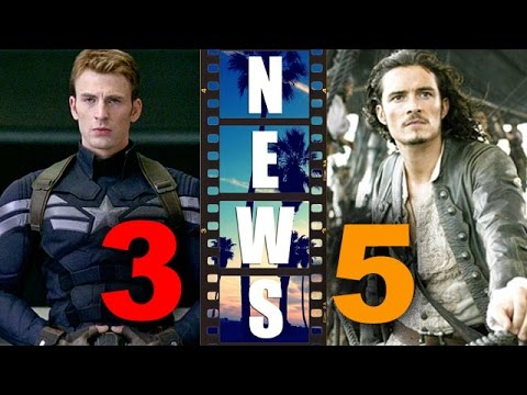 Captain America 3, Pirates of the Caribbean 5 : News & Updates! - Beyond The Trailer