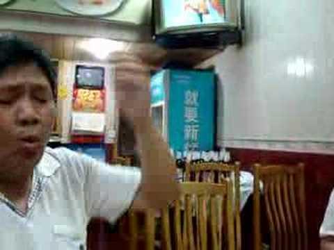 L'hymne chinois.....Même bourré, c pas si mal