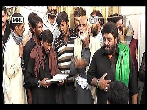 Live Matamdari 29 safar 2018 Meyal Syedan Rawalpindi
