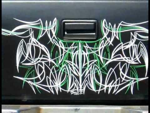 Mikey's Pinstriping - Custom Pinstriping Texas Style