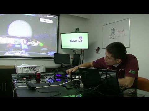 MATRIX HDMI 8X8 CON EXTRACTOR DE AUDIO.