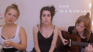 Ariana Grande - God is a woman || dodie, Julia Nunes, Orla Gartland