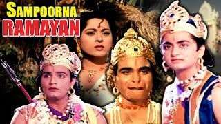 Sampoorna Ramayan Full Movie  Hindi Devotional Mov