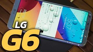 Meet the LG G6! – Mobile News