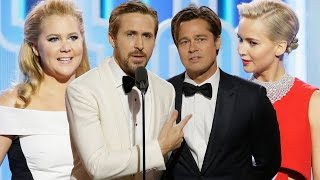 10 OMG Moments From The 2016 Golden Globes