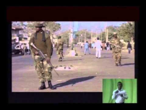 Boko Haram Killing of Students in Yobe State