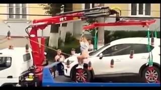 Woman Tries To Seduce Repo Man To Get Her Car Back