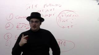Brandon Sanderson Lecture 10: Some Final Thoughts on Self Publishing (8/8)