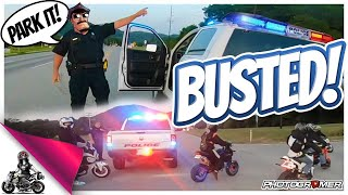 Grom Squad Meets Tennessee Police | Stuck in the Woods