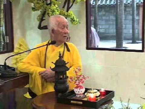 Lễ Chúc Tết Hòa Thượng Thích Trí Tịnh - Năm Tân Mão 2011