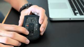 Lenovo Bluetooth laser mouse-review