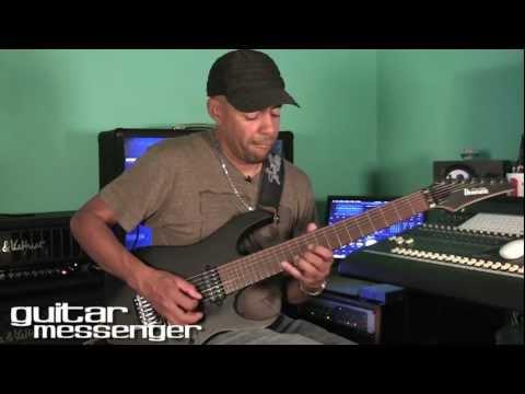 Tony MacAlpine: GuitarMessenger.com Masterclass