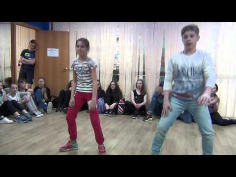 Детские танцы в Челябинске. Школа танцев Study-on, Челябинск, 2015